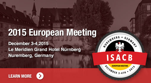 2015 European Meeting